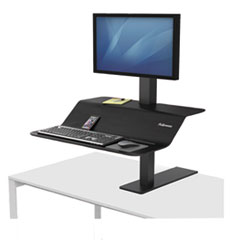 FEL 8080101 Fellowes Lotus VE Sit-Stand Workstation FEL8080101