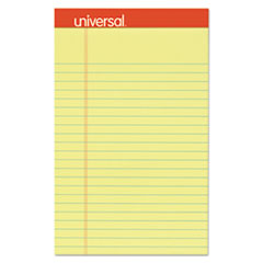 UNV 46200 Universal Perforated Ruled Writing Pads UNV46200