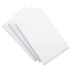 UNV 47240 Universal Recycled Index Strong 2 Pt. Stock Cards UNV47240