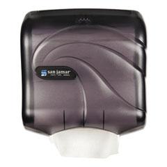 SJM T1759TBK San Jamar Ultrafold Towel Dispenser SJMT1759TBK
