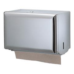 SJM T1800XC San Jamar Singlefold Towel Dispenser SJMT1800XC
