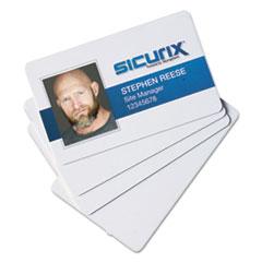 BAU 80300 SICURIX Blank ID Card BAU80300