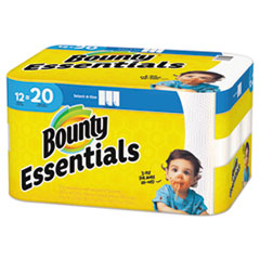 PGC 74647 Bounty Essentials Select-A-Size Paper Towels PGC74647