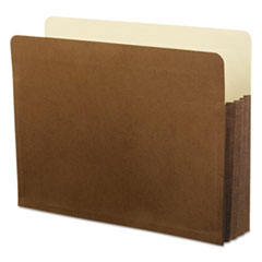 PFX 35247 Pendaflex Redrope WaterShed Expanding File Pockets PFX35247