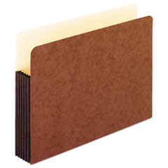 PFX 35344 Pendaflex Redrope WaterShed Expanding File Pockets PFX35344
