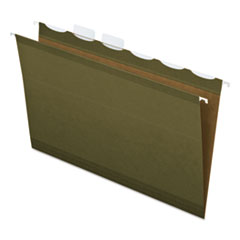 PFX 42703 Pendaflex Ready-Tab Extra Capacity Reinforced Colored Hanging Folders PFX42703
