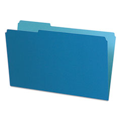 PFX 435013BLU Pendaflex Interior File Folders PFX435013BLU