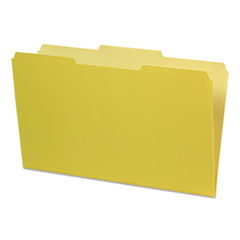 PFX 435013YEL Pendaflex Interior File Folders PFX435013YEL