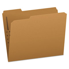 PFX FK211 Pendaflex Kraft Folders with Fasteners PFXFK211