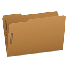 PFX FK312 Pendaflex Kraft Folders with Fasteners PFXFK312