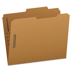 PFX FK213 Pendaflex Kraft Folders with Fasteners PFXFK213