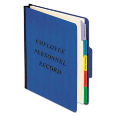 PFX SER1BL Pendaflex Personnel Folders PFXSER1BL