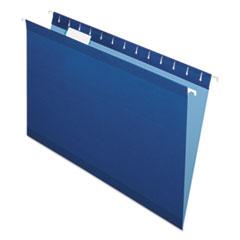 PFX 415315NAV Pendaflex Colored Reinforced Hanging Folders PFX415315NAV