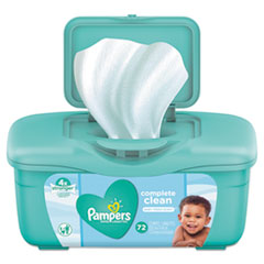 PGC 75476EA Pampers Complete Clean Baby Wipes PGC75476EA