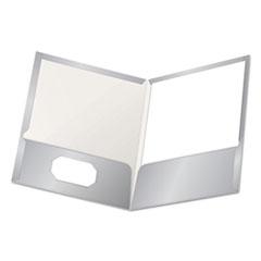 OXF 51705 Oxford Laminated Twin Pocket Folders OXF51705