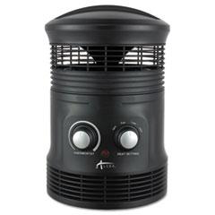 ALE HEFF360B Alera 360? Circular Fan Forced Heater ALEHEFF360B