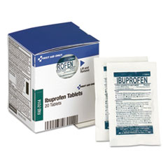 FAO FAE7014 First Aid Only Analgesics & Antacids Refills for First Aid Cabinet FAOFAE7014