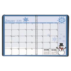HOD 23908 House of Doolittle Seasonal Monthly Planner HOD23908