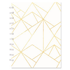 RED CF3300301 Blueline Gold Collection Monthly Planner REDCF3300301