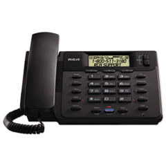RCA 25201RE1 RCA VISYS Corded 2-Line Speakerphone With Caller ID RCA25201RE1