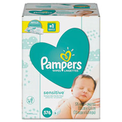 PGC 88529CT Pampers Sensitive Baby Wipes PGC88529CT