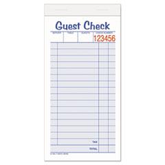 ABF 10450SW Adams Guest Check Pad ABF10450SW