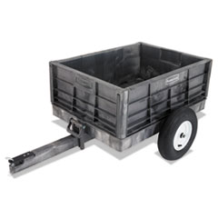 RCP 566261BLA Rubbermaid Commercial Tractor Cart RCP566261BLA