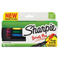 SAN 2011399 Sharpie Brush Tip Pens SAN2011399
