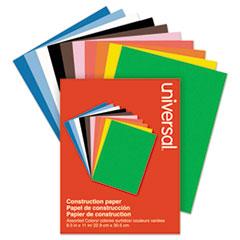 UNV 20900 Universal Construction Paper UNV20900