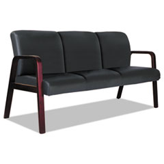 ALE RL2319M Alera Reception Lounge WL Series 3-Seat Sofa ALERL2319M