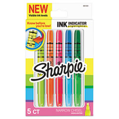 SAN 2021223 Sharpie Ink Indicator Stick Highlighters SAN2021223
