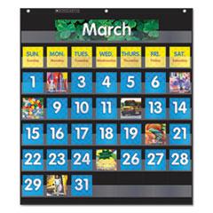 SHS 583866 Scholastic Monthly Calendar Pocket Chart SHS583866