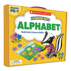 SHS 823958 Scholastic Learning Mats Kit SHS823958
