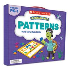 SHS 823964 Scholastic Learning Mats Kit SHS823964
