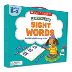 SHS 823966 Scholastic Learning Mats Kit SHS823966