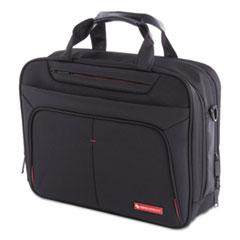 SWZ EXB1005SMBK Swiss Mobility Purpose Slim Executive Briefcase SWZEXB1005SMBK