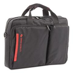 SWZ EXB1020SMBK Swiss Mobility Stride Executive Briefcase SWZEXB1020SMBK