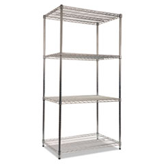 ALE SW503624SR Alera Industrial Heavy-Duty Wire Shelving Starter Kit ALESW503624SR