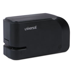 UNV 43120 Universal Electric Stapler with Staple Channel Release Button UNV43120