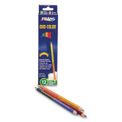 DIX 22106 Prang Duo-Color Colored Pencil Sets DIX22106