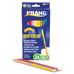 DIX 22112 Prang Duo-Color Colored Pencil Sets DIX22112