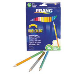 DIX 22118 Prang Duo-Color Colored Pencil Sets DIX22118