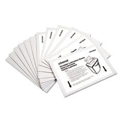 UNV 38026 Universal Shredder Lubricant Sheets UNV38026