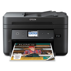 EPS C11CG28201 Epson WorkForce WF-2860 Wireless All-in-One Printer EPSC11CG28201