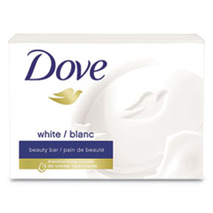 UNI 61073EA Dove White Beauty Bar UNI61073EA