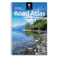 AVT RM528019635 Rand McNally Road Atlases AVTRM528019635