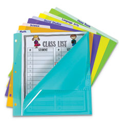 CLI 07150 C-Line 5-Tab Index Dividers with Vertical Tab CLI07150