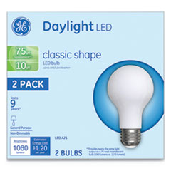 GEL 31181 GE LED Classic Daylight A21 Light Bulb GEL31181