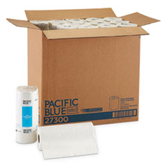 GPC 27300 Georgia Pacific Professional Pacific Blue Select Two-Ply Perforated Paper Towel Rolls GPC27300