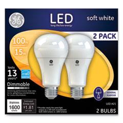 GEL 65941 GE LED SW A21 Dimmable Light Bulb GEL65941